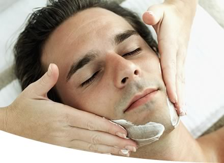 facial treatments for men