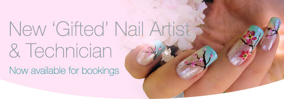 New nail artist and technician