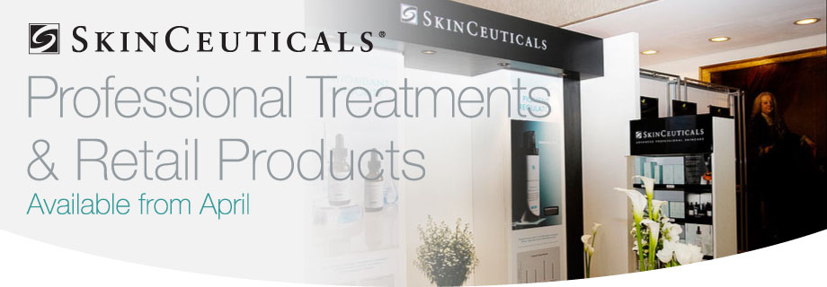 Skinceuticals coming soon to Allure Clinic